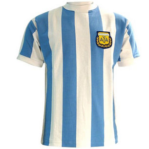 Argentina 1986 World Cup Shirt