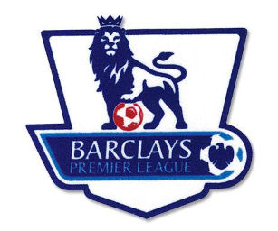 11-12 Premier League Sleeve Badge - Pair