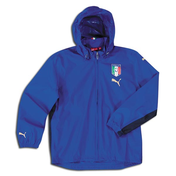 08-09 Italy Rainjacket